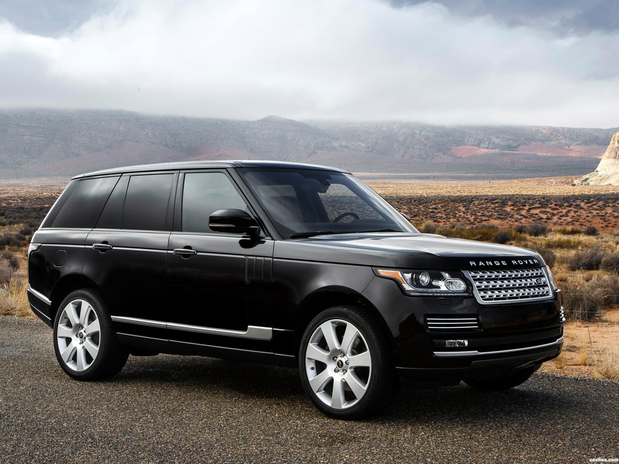 Foto 0 de Land Rover Range Rover Autobiography V8 USA 2013