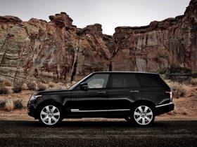 Ver foto 4 de Land Rover Range Rover Autobiography V8 USA 2013