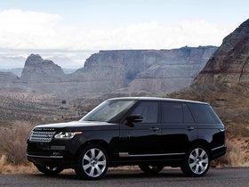 Ver foto 3 de Land Rover Range Rover Autobiography V8 USA 2013