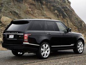 Ver foto 2 de Land Rover Range Rover Autobiography V8 USA 2013