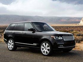 Ver foto 1 de Land Rover Range Rover Autobiography V8 USA 2013