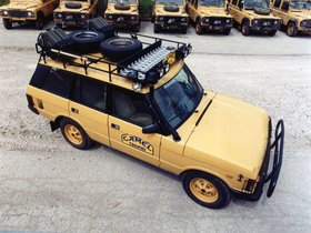 Ver foto 2 de Land Rover Range Rover Camel Trophy 1981