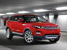 Ver foto 2 de Range Rover Evoque 5 puertas 2011