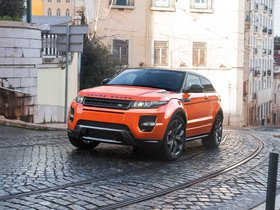 Ver foto 7 de Land Rover Evoque Autobiography Dynamic 2014