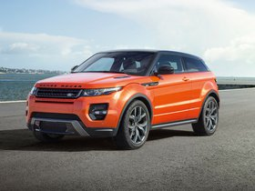 Fotos de Land Rover Evoque Autobiography Dynamic 2014