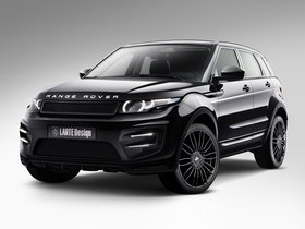 Fotos de Land Rover Range Rover Evoque Black Larte Design 2014