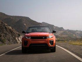 Ver foto 8 de Land Rover Range Rover Evoque HSE Convertible 2016