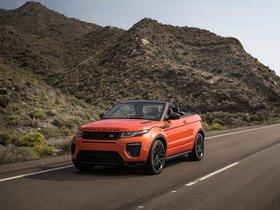 Ver foto 7 de Land Rover Range Rover Evoque Convertible 2016