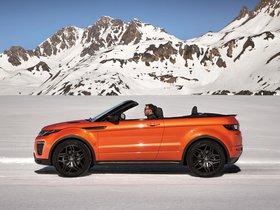 Ver foto 6 de Land Rover Range Rover Evoque HSE Convertible 2016