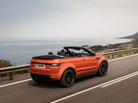 Ver foto 5 de Land Rover Range Rover Evoque Convertible 2016