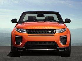 Ver foto 3 de Land Rover Range Rover Evoque Convertible 2016