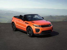 Fotos de Land Rover Evoque Convertible
