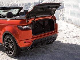 Ver foto 19 de Land Rover Range Rover Evoque Convertible 2016