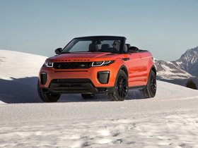 Ver foto 17 de Land Rover Range Rover Evoque Convertible 2016