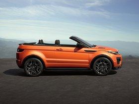 Ver foto 16 de Land Rover Range Rover Evoque Convertible 2016
