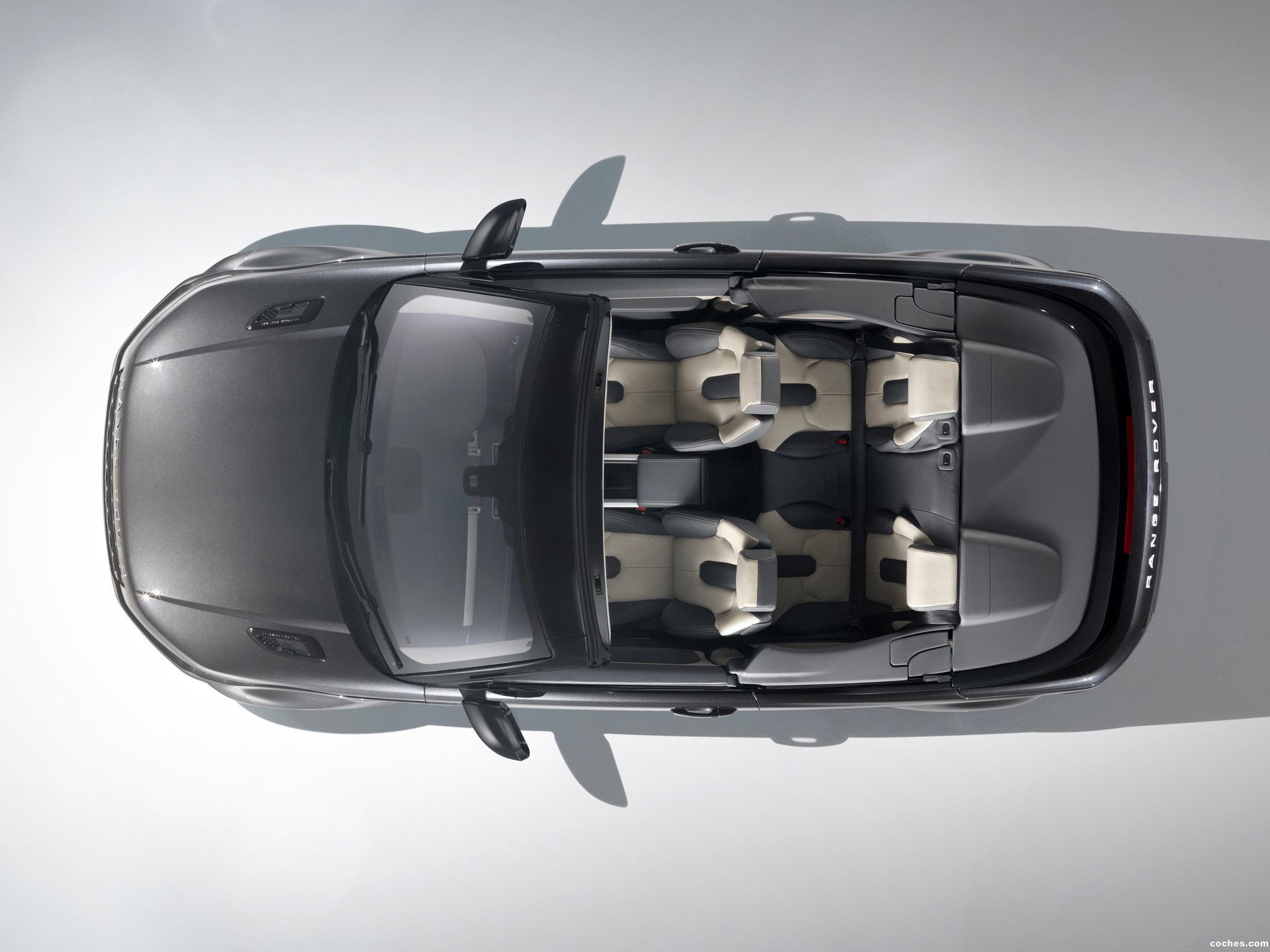 Foto 17 de Land Rover Range Rover Evoque Convertible Concept 2012