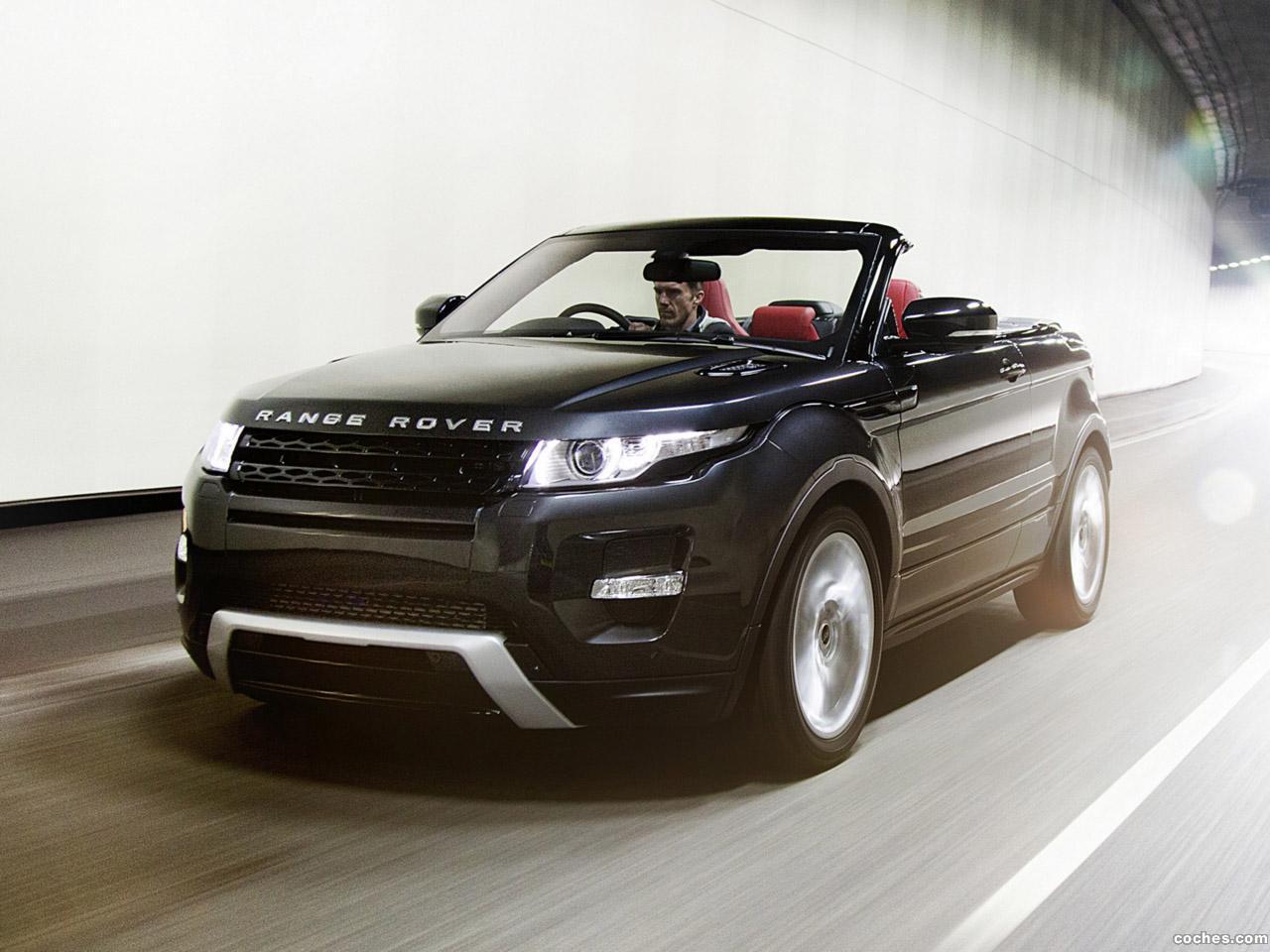 Foto 15 de Land Rover Range Rover Evoque Convertible Concept 2012
