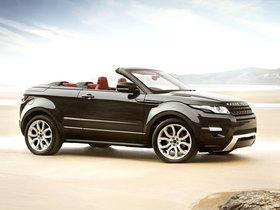 Ver foto 12 de Land Rover Range Rover Evoque Convertible Concept 2012
