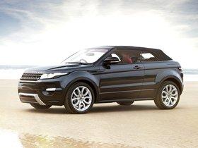 Ver foto 10 de Land Rover Range Rover Evoque Convertible Concept 2012