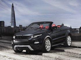 Ver foto 8 de Land Rover Range Rover Evoque Convertible Concept 2012