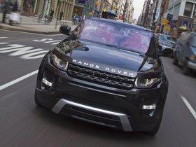 Ver foto 4 de Land Rover Range Rover Evoque Convertible Concept 2012