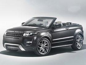 Ver foto 20 de Land Rover Range Rover Evoque Convertible Concept 2012