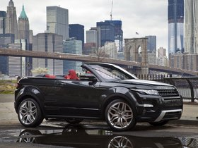 Fotos de Land Rover Evoque Convertible