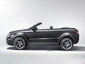 Ver foto 19 de Land Rover Range Rover Evoque Convertible Concept 2012