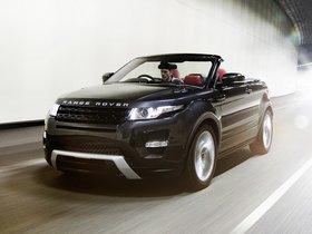Ver foto 16 de Land Rover Range Rover Evoque Convertible Concept 2012