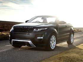 Ver foto 13 de Land Rover Range Rover Evoque Convertible Concept 2012