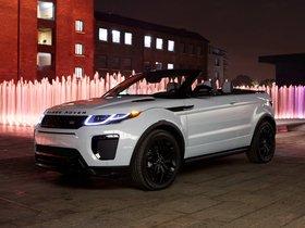 Ver foto 10 de Land Rover Range Rover Evoque Convertible USA 2016