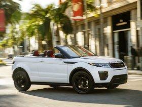 Ver foto 9 de Land Rover Range Rover Evoque Convertible USA 2016