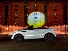 Ver foto 8 de Land Rover Range Rover Evoque Convertible USA 2016