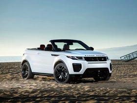 Ver foto 7 de Land Rover Range Rover Evoque Convertible USA 2016