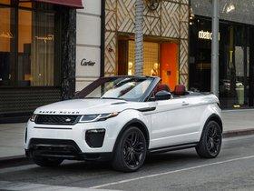 Ver foto 6 de Land Rover Range Rover Evoque Convertible USA 2016