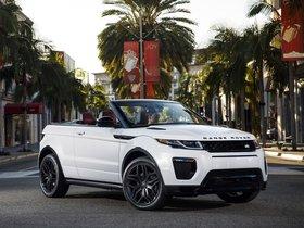Ver foto 5 de Land Rover Range Rover Evoque Convertible USA 2016