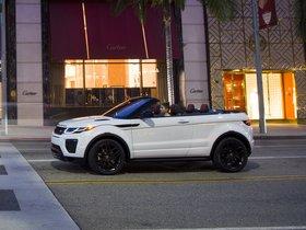 Ver foto 4 de Land Rover Range Rover Evoque Convertible USA 2016