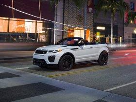 Ver foto 3 de Land Rover Range Rover Evoque Convertible USA 2016