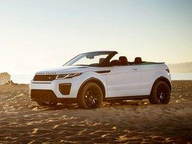 Ver foto 2 de Land Rover Range Rover Evoque Convertible USA 2016