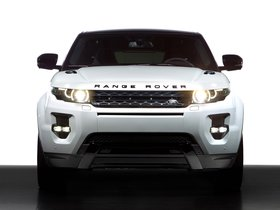 Ver foto 4 de Land Rover Range Rover Evoque Coupe Black Design 2013