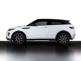 Ver foto 3 de Land Rover Range Rover Evoque Coupe Black Design 2013