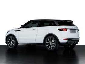Ver foto 2 de Land Rover Range Rover Evoque Coupe Black Design 2013