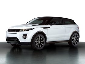 Fotos de Land Rover Range Rover Evoque Coupe Black Design 2013