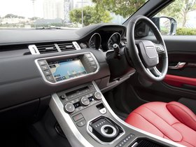 Ver foto 30 de Range Rover Evoque Coupe Dynamic 2011