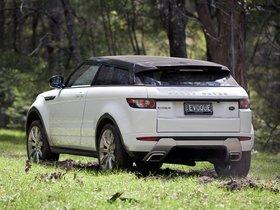 Ver foto 21 de Range Rover Evoque Coupe Dynamic 2011