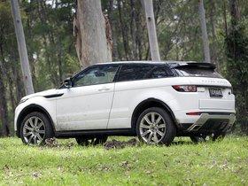 Ver foto 20 de Range Rover Evoque Coupe Dynamic 2011