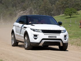 Ver foto 14 de Range Rover Evoque Coupe Dynamic 2011