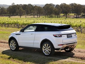 Ver foto 11 de Range Rover Evoque Coupe Dynamic 2011