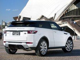 Ver foto 6 de Range Rover Evoque Coupe Dynamic 2011