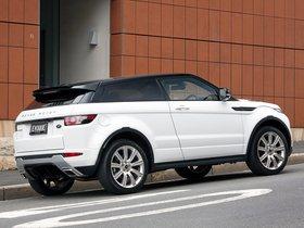 Ver foto 27 de Range Rover Evoque Coupe Dynamic 2011